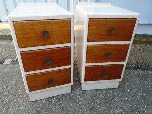 bedside drawers,
