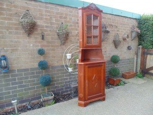 corner storage unit