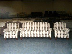 contemporary sofa suite