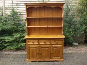 vintage kitchen dresser unit