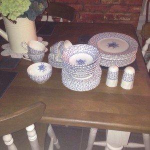 crockery kitchen items