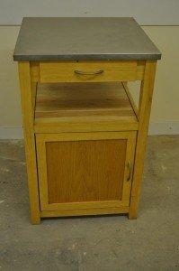 pine kitchen storage unit