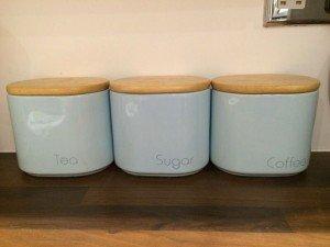 sugar jars