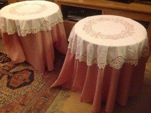vintage bistro dining tables