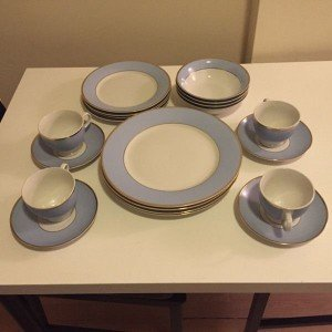 twenty piece dinner set