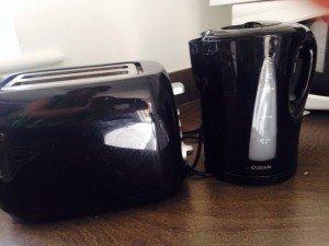 quick boil kettle