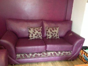 low back sofa