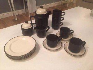 Doverstone tea set