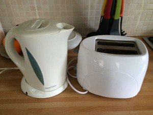 fast boiling kettle