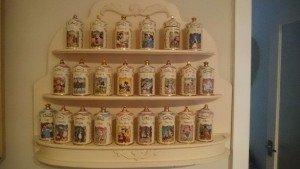 spice jar rack