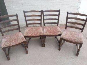carved dining chairs