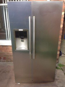 American style fridge freezer