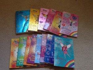 metallic children's books