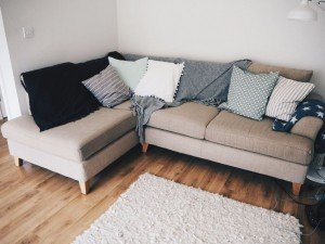 four seater corner sofa