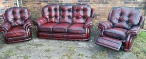 reclining sofa suite