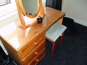vanity dressing table