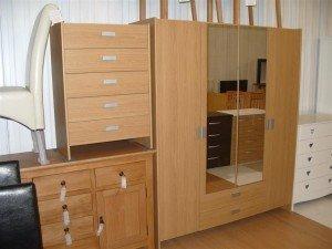 four door wardrobe