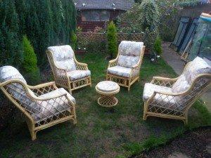 conservatory furnitures set