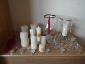 candle items