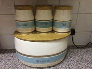 ceramic kitchen set