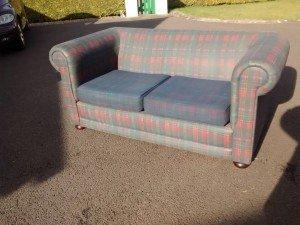 farmhouse style sofa