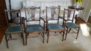 mahogany dining chairs,
