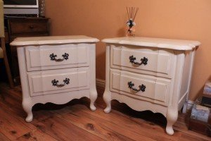 chests of drawers