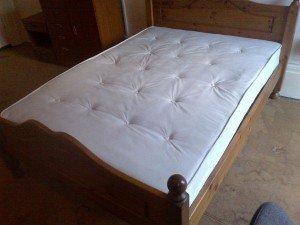 kingside bed frame