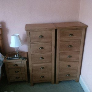 five drawer chests