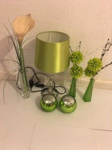 green home accessories