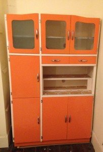 retro kitchen dresser,