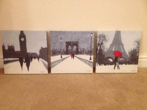 canvases,