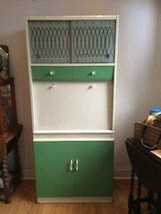 vintage kitchen unit