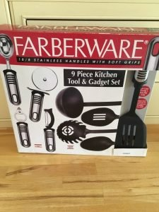 kitchen tool and gadget set