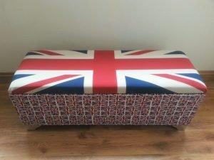 blanket box