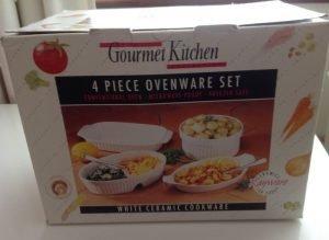 ovenware set