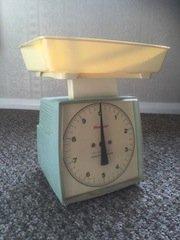vintage scale set