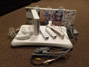 wii console kit