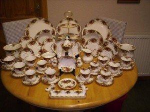 Royal Albert kitchen accessories