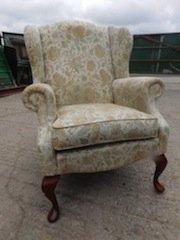 gentlemans armchair